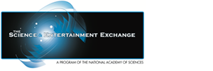 Logo for the Science & Entertainment Exchange.