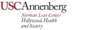 Hollywood, Health and Society logo.
